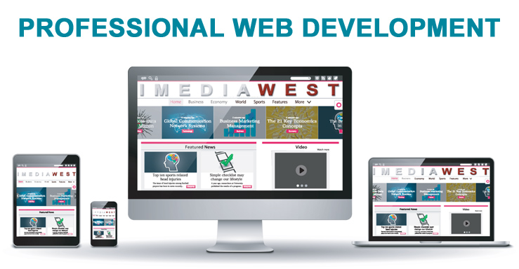 imedia west - West Website